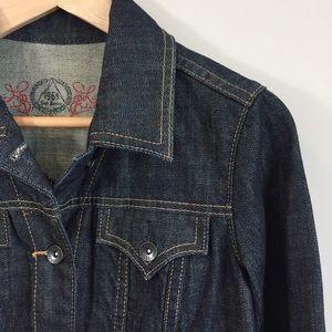GAP Limited Edition Dark Wash Jean Jacket Size S